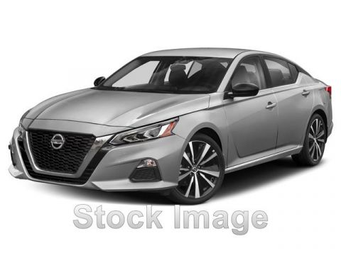 New 2020 Nissan Altima 2.0 SR 4dr Front-wheel Drive Sedan