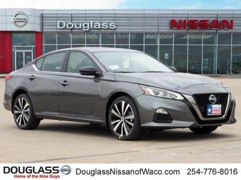 New 2019 Nissan Altima 2.5 SR All-wheel Drive Sedan