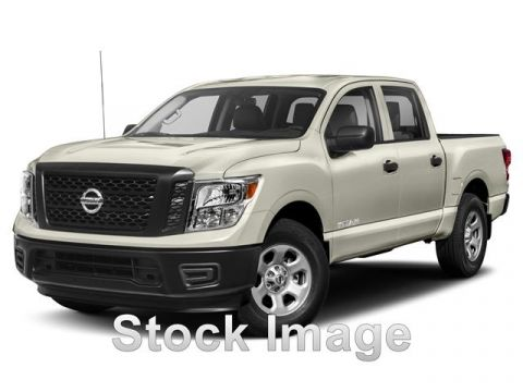 New 2019 Nissan Titan SV 4dr 4x4 Crew Cab 5.6 ft. box 139.8 in. WB