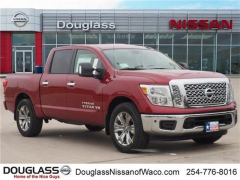 New 2019 Nissan Titan SV 4dr 4x2 Crew Cab 5.6 ft. box 139.8 in. WB