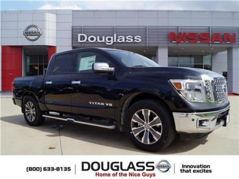 New Nissan Titan near Temple | Douglass Nissan of Waco