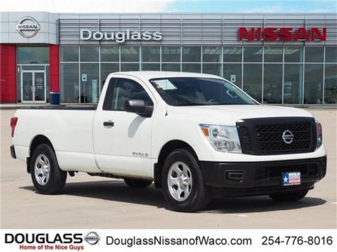 Pre-Owned 2018 Nissan Titan S 2dr 4x2 Single Cab 8 ft. box 139.8 in. WB