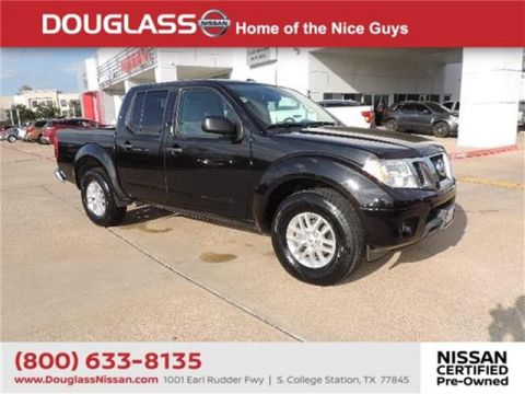 Pre-Owned 2016 Nissan Frontier SV (A5) 4x2 Crew Cab 4.75 ft. box 125.9 in. WB