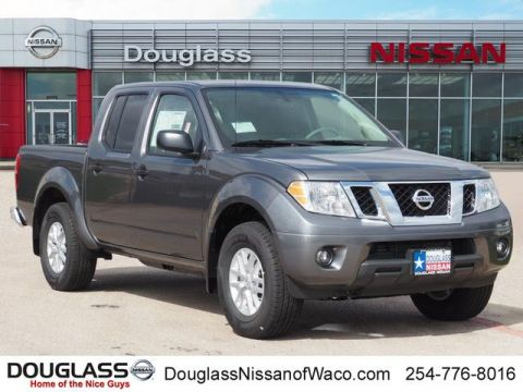 New 2019 Nissan Frontier SV 4x4 Crew Cab 4.75 ft. box 125.9 in. WB