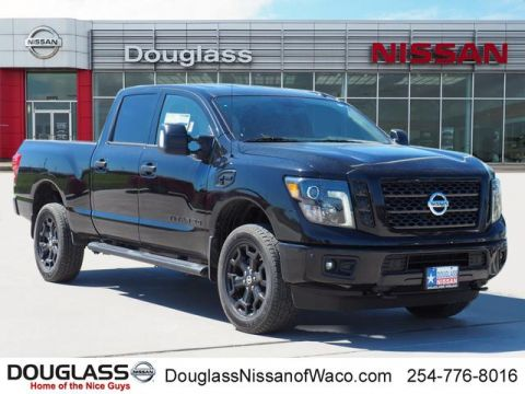 New 2018 Nissan Titan XD SV Diesel 4x4 Crew Cab 6.6 ft. box 151.6 in. WB