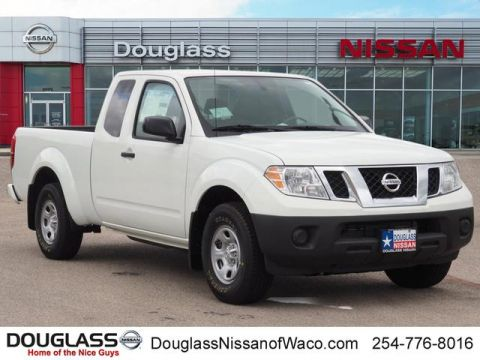New 2018 Nissan Frontier S 4x2 King Cab 6 ft. box 125.9 in. WB