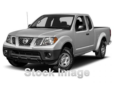 Pre-Owned 2017 Nissan Frontier SV-I4 (A5) 4x2 King Cab 6 ft. box 125.9 in. WB