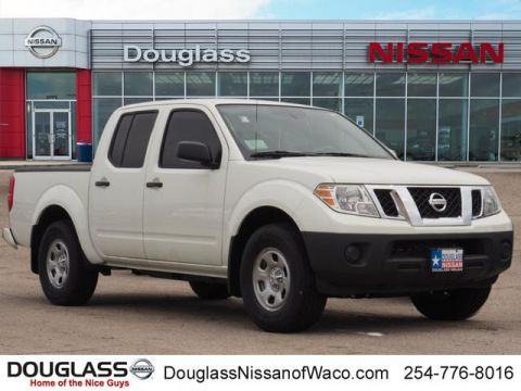 New 2019 Nissan Frontier S 4x2 Crew Cab 4.75 ft. box 125.9 in. WB