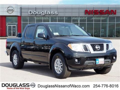 New 2019 Nissan Frontier SV 4x2 Crew Cab 4.75 ft. box 125.9 in. WB