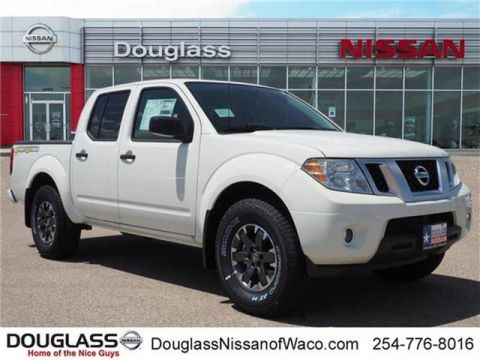New 2019 Nissan Frontier Desert Runner 4x2 Crew Cab 4.75 ft. box 125.9 in. WB
