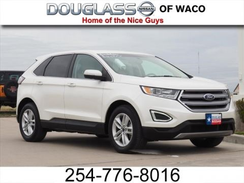 Pre-Owned 2016 Ford Edge SEL Front-wheel Drive