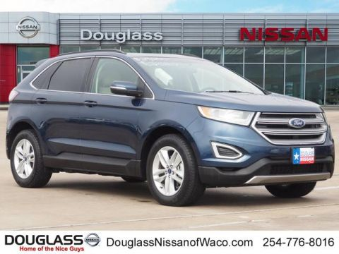 Pre-Owned 2017 Ford Edge SEL Front-wheel Drive