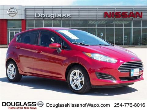 Pre-Owned 2017 Ford Fiesta SE 4dr Hatchback