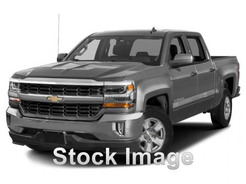 Pre-Owned 2018 Chevrolet Silverado 1500 LT w/1LT 4x4 Crew Cab 5.75 ft. box 143.5 in. WB