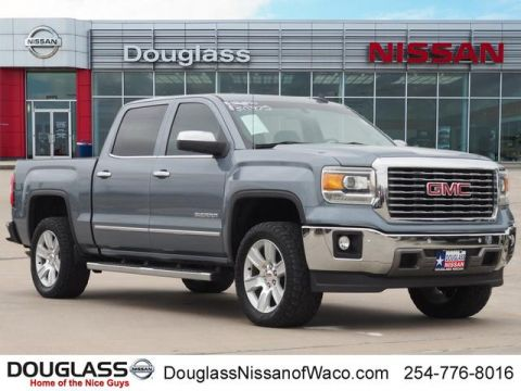 Pre-Owned 2015 GMC Sierra 1500 SLT 4x2 Crew Cab 5.75 ft. box 143.5 in. WB