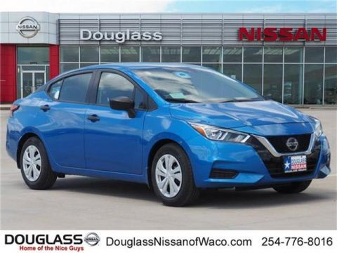 New 2020 Nissan Versa 1.6 S (CVT) 4dr Sedan