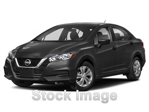 New 2020 Nissan Versa 1.6 SV 4dr Sedan