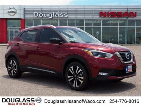 New 2019 Nissan Kicks SR 4dr Front-wheel Drive
