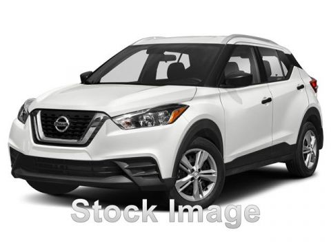 Certified Pre-Owned 2018 Nissan Kicks SV 4dr Front-wheel Drive