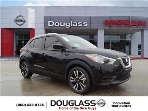 New 2019 Nissan Kicks SV 4dr Front-wheel Drive