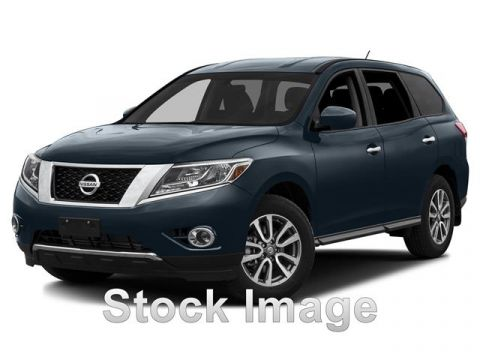 Pre-Owned 2015 Nissan Pathfinder Platinum 4dr Front-wheel Drive