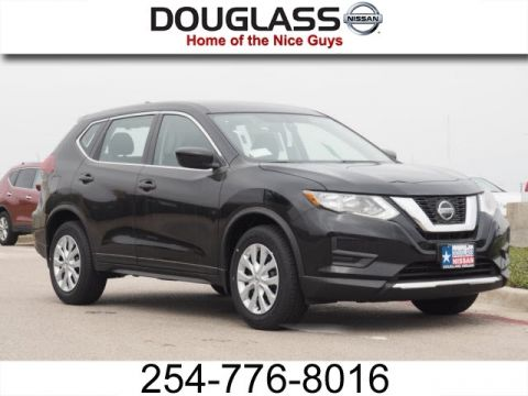 New 2018 Nissan Rogue S Front Wheel Drive