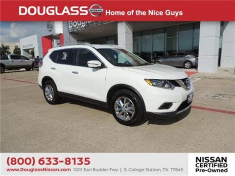 Pre-Owned 2016 Nissan Rogue SV 4dr Front-wheel Drive