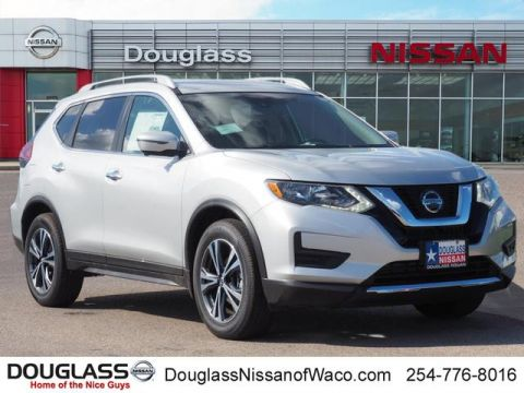 New 2019 Nissan Rogue SV Front-wheel Drive