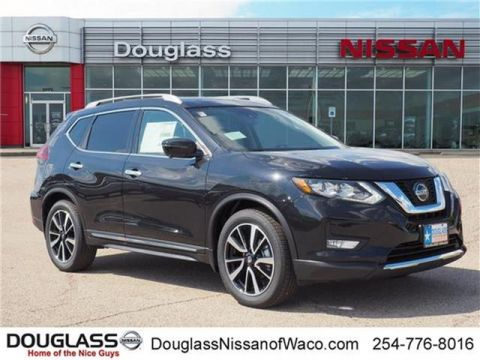 New 2020 Nissan Rogue SL 4dr Front-wheel Drive