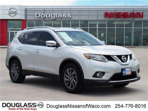 Pre-Owned 2016 Nissan Rogue SL 4dr Front-wheel Drive