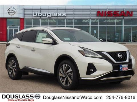 New 2020 Nissan Murano SL 4dr Front-wheel Drive