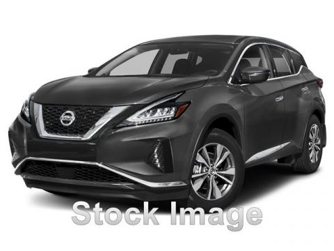 New 2019 Nissan Murano SV 4dr Front-wheel Drive