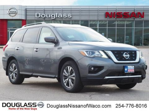 New 2019 Nissan Pathfinder SV Front-wheel Drive