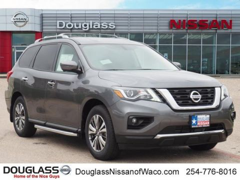 New 2019 Nissan Pathfinder SL Front-wheel Drive