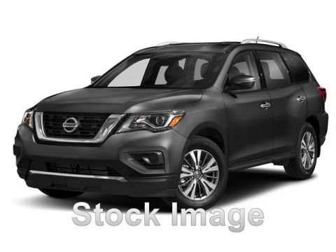 Certified Pre-Owned 2017 Nissan Pathfinder Platinum 4dr Front-wheel Drive