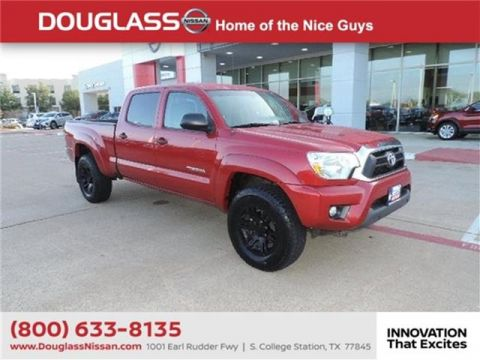 Pre-Owned 2012 Toyota Tacoma Base V6 (A5) 4x4 Double Cab 140.6 in. WB