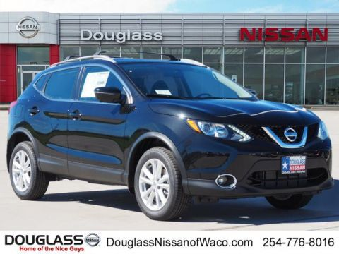 New 2018 Nissan Rogue Sport SV Front-wheel Drive