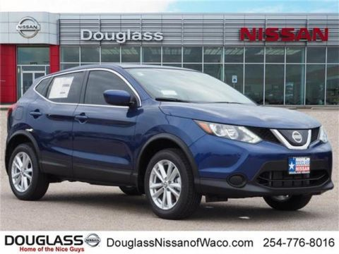 New 2019 Nissan Rogue Sport S 4dr Front-wheel Drive