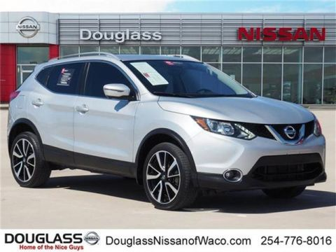 Certified Pre-Owned 2017 Nissan Rogue Sport SL 4dr Front-wheel Drive