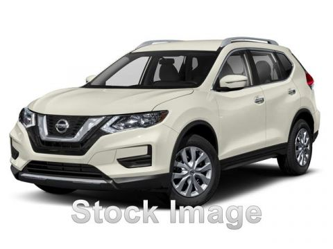 Pre-Owned 2017 Nissan Rogue S 4dr Front-wheel Drive