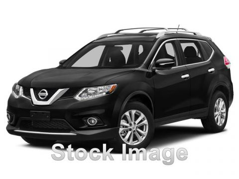 Pre-Owned 2016 Nissan Rogue S 4dr Front-wheel Drive
