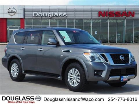 Certified Pre-Owned 2018 Nissan Armada SV 4dr 4x2