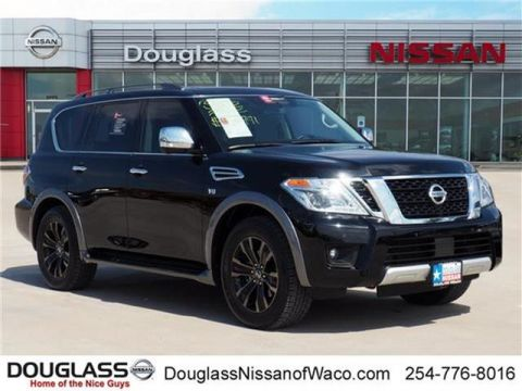 Certified Pre-Owned 2018 Nissan Armada Platinum 4dr 4x2