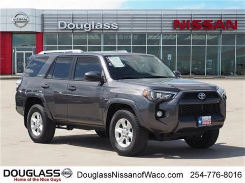 Pre-Owned 2017 Toyota 4Runner Limited 4dr 4x2
