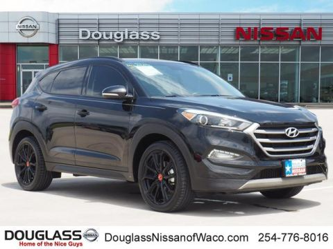 Pre-Owned 2017 Hyundai Tucson Night Front-wheel Drive