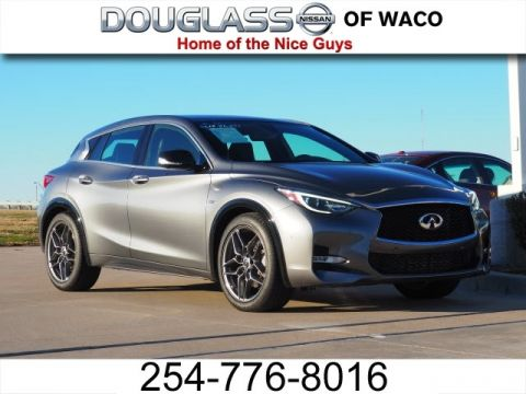 Pre-Owned 2017 INFINITI QX30 Sport Front-wheel Drive