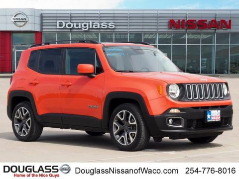 Pre-Owned 2016 Jeep Renegade Latitude Front-wheel Drive