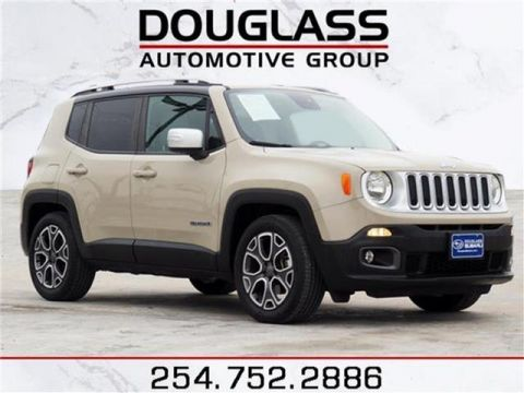 Pre-Owned 2015 Jeep Renegade LIMI